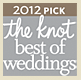 The knot 2012 award to Classic Wedding Car