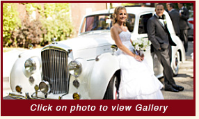 1954 Bentley R Type white Sedan luxury wedding car to rent