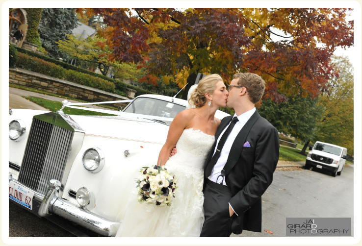 Wedding Classic Car Rental Chicago