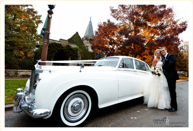 Classic Car Rental For Wedding Chicago