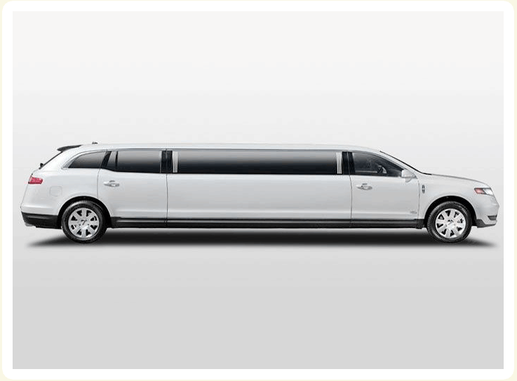 sExterior side view of exterior limousine rental vehicle ...