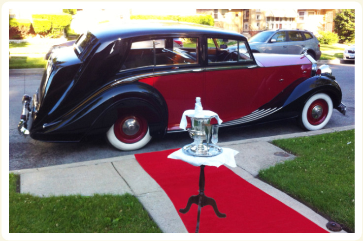 Prom 1948 Photo Gallery Rolls Royce Showing Prom Carpet
