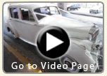 video button for classic wedding cars