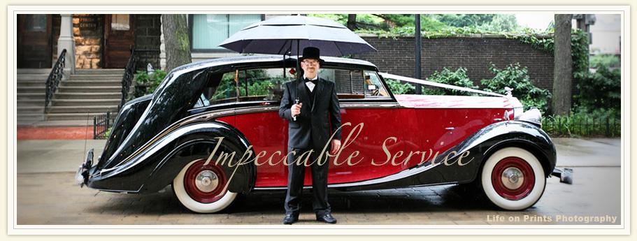 About Classic Wedding Car Luxury Wedding Car Rentals Chicago Il