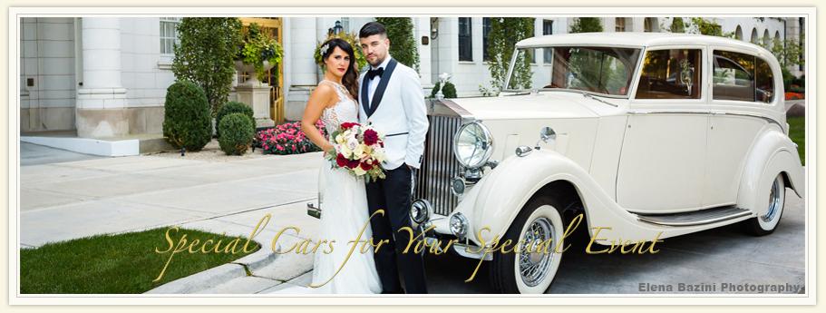 Wedding Transportation Wedding Limos Rolls Royce